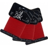 Dazzle-it Silk Bead Thread D (5.9lbs) Red 28yds
